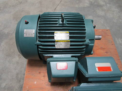 Featured image of a Baldor Reliance Super-E Severe Duty 40 HP 3560 RPM 841XL Electric Motor