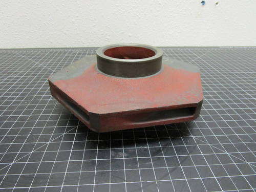 Featured image of a Cast Iron Impeller to fit Worthington D1011 3x1.5-8