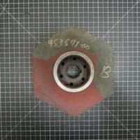 Other image of a Cast Iron Impeller to fit Worthington D1011 3x1.5-8