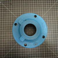 Cast Iron Inboard Bearing Cover to fit Allis-Chalmers CW F6D2