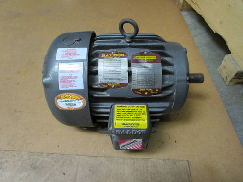 Featured image of a Baldor Frame 184T 2 HP 460 Volt 1160 RPM Electric Motor