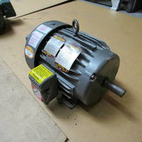 Other image of a Baldor Frame 184T 2 HP 460 Volt 1160 RPM Electric Motor