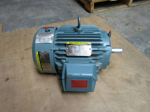Featured image of a Baldor Reliance Super-E Severe Duty Frame 184T 5 HP 1750 RPM 841XL Electric Motor
