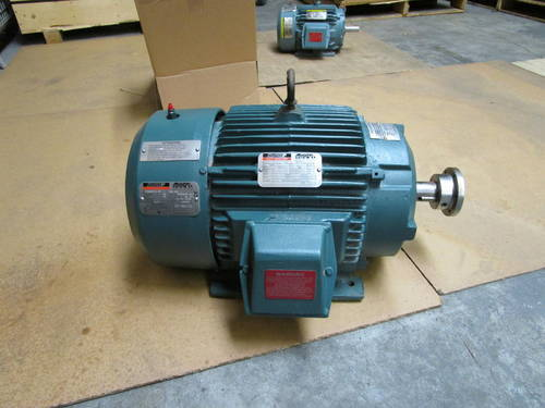 Featured image of a Baldor Reliance Duty Master Frame 254T 15 HP 1765 RPM 841XL Severe Duty Electric Motor