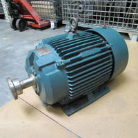Other image of a Baldor Reliance Duty Master Frame 254T 15 HP 1765 RPM 841XL Severe Duty Electric Motor