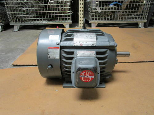 Featured image of an U.S. Motors E064B Frame 215 5 HP 1770 RPM Electric Motor