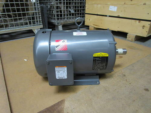 Featured image of a Baldor Reliance Frame 215T 5 HP 1155 RPM Electric Motor