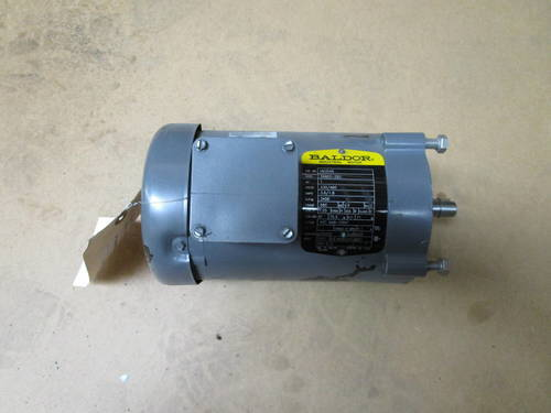 Featured image of a Baldor Frame 56C 1 HP 230/460 Volt 3450 RPM Electric Motor