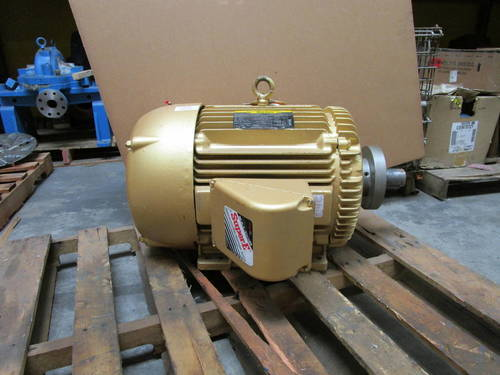Featured image of a Baldor Reliance Super-E Frame 324T 40 HP 1775 RPM Electric Motor