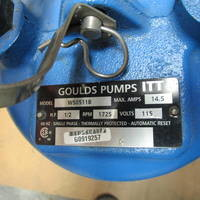 "Other image of a Goulds WS0511B 1/2 HP 1725 RPM 2"" NPT Submersible Sewage Pump"