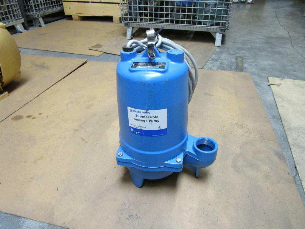 Goulds ws0511b 12 hp 1725 rpm 2 npt submersible sewage pump ats featured image of a goulds ws0511b 12 hp 1725 rpm 2 npt submersible ccuart Choice Image
