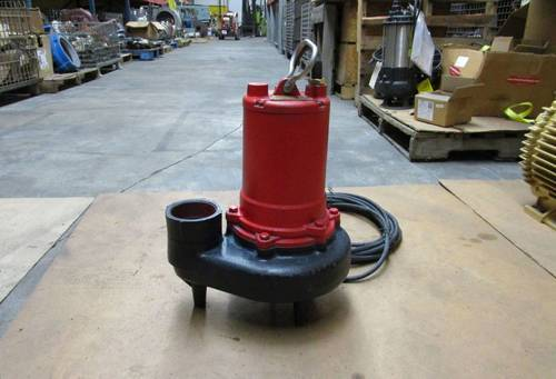 Featured image of a F&Q Pumps Model 80 1 HP 0.75 WQ Submersible Sewage Pump