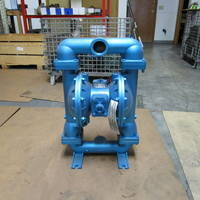 Other image of a Warren Rupp Sandpiper II S20B1A1EANS100 Air-Operated Diaphragm (AOD) Pump