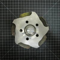 316SS Impeller to fit Durco Mark 2 Group 2 2x1-10