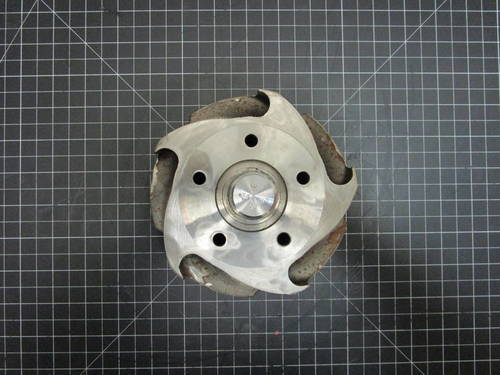 Featured image of a 316SS Impeller to fit Durco Group 2 3x2-7