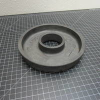 Other image of a HC600 Suction Liner to fit Goulds JC 2x3-8