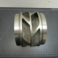 Other image of a 316SS Impeller with Rings to fit Goulds 3405 L 12x14-14DV