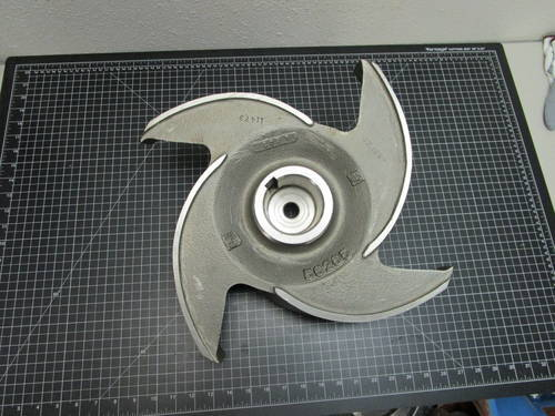 Featured image of a 316SS Impeller to fit Goulds 3175 M 6x8-18