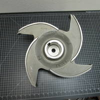 316SS Impeller to fit Goulds 3175 M 6x8-18