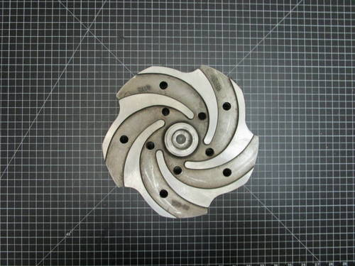 Featured image of a 316SS Impeller to fit Goulds 3196 LTX 2x3-13
