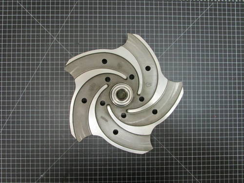 Featured image of a 316SS Impeller to fit Goulds 3196 MTX 1.5x3-13