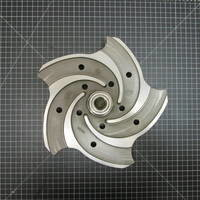 316SS Impeller to fit Goulds 3196 MTX 1.5x3-13