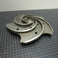 Other image of a 316SS Impeller to fit Goulds 3196 MTX 1.5x3-13