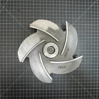 Other image of a CD4 Impeller to fit Goulds 3196 MT/MTX/MTi and 3996 MT 1.5x3-10