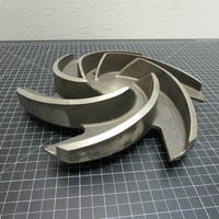 Other image of a 316SS Impeller to fit Goulds 3196 MT/MTX/MTi and 3996 MT 3x4-13