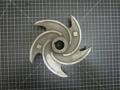 Featured image of a Cast Iron Impeller to fit Goulds 3171 S 1x1.5-8