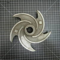 Cast Iron Impeller to fit Goulds 3171 S 1x1.5-8