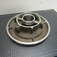 """316SS Stuffing Box Cover to fit Worthington D1011 15"""" Frame 5"""