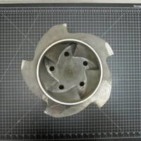 316SS Impeller to fit Durco Group 3 8x6-14A