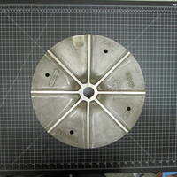Other image of a 316SS Recessed Impeller to fit Worthington 3FRBS141 and 3FRBHS141