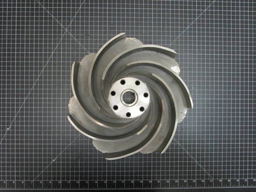 Featured image of a 316SS Impeller to fit Worthington D1011 Frame 3 6x4-13