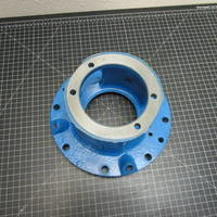 """Other image of a Cast Iron Adapter to fit Worthington D1011 8"""" Frame 1 and 2"""