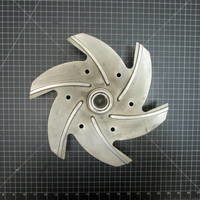 Other image of a CD4 Impeller to fit Goulds 3196 MT/MTX/MTi and 3996 MT 3x4-13