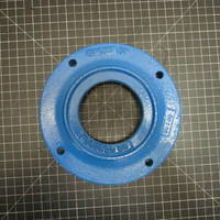 Cast Iron Line Bearing Cover to fit Worthington D1011 Frame 5