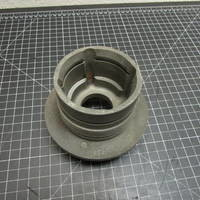 Cast Iron Bearing Carrier to fit Durco Mark 3 Group 1