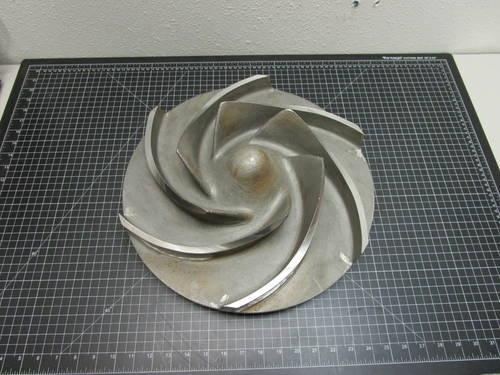 Featured image of a 2205 SS Impeller to fit Allis Chalmers PS Plus 8x6x15