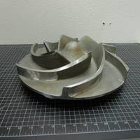 Other image of a 2205 SS Impeller to fit Allis Chalmers PS Plus 8x6x15