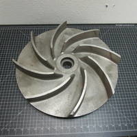 HC600 Impeller to fit Goulds HS 6x6-18