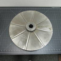 Other image of a HC600 Impeller to fit Goulds HS 6x6-18