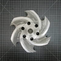 Other image of a 329SS Impeller to fit Sulzer CPT 24-3 4x3-13