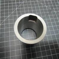 Other image of a Steel Pressure Reducing Sleeve to fit Goulds 3310 H