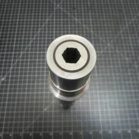 Other image of a Steel Stub Shaft to fit Goulds 3333 L/X/XL and Select M Frames