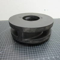 Other image of a Nitrile Impeller to fit Worthington 4R-122