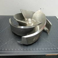317SS Impeller to fit Allis Chalmers PWO 12x10-17