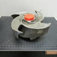 Other image of a 317SS Impeller to fit Allis Chalmers PWO 12x10-17