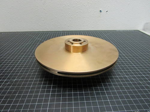 Featured image of a Bronze Impeller to fit Goulds 3755 M 1.5x2-9